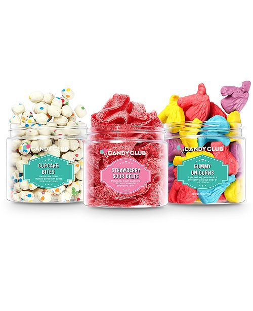 Candy Club Birthday Bundle For Her