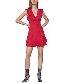 Tyrah Sleeveless Ruffle Dress