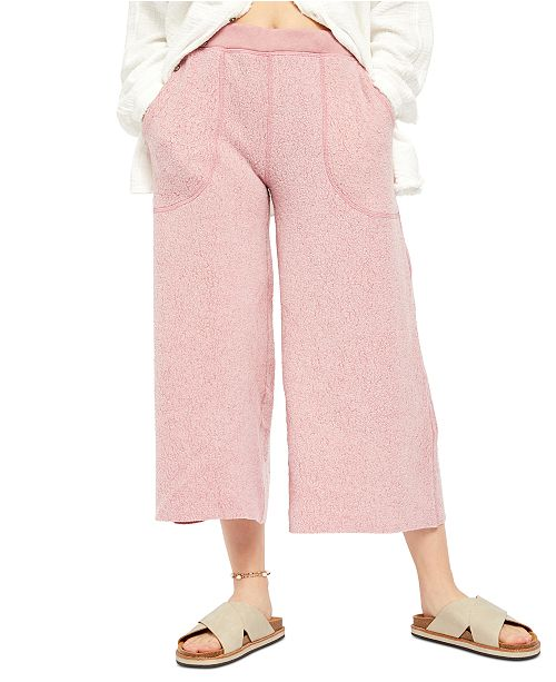 Free People Yes They're That Soft Pull-On Pants