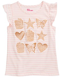 Little Girls Favorite Things T-Shirt, Created For Macy's