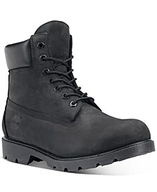 "Men's 6"" Waterproof Basic Boots"