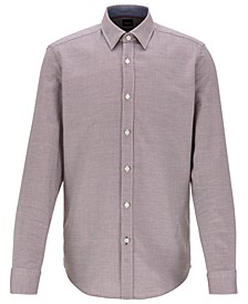 BOSS Men's Lukas 53 Regular-Fit Shirt