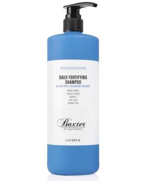 Baxter Of California Daily Fortifying Shampoo, 33.8-oz.