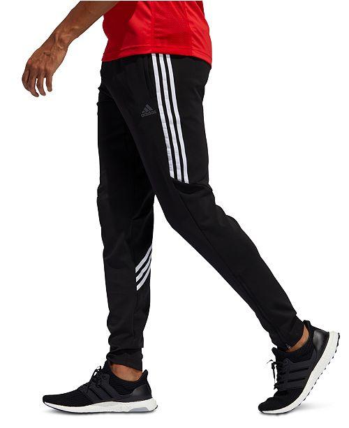 adidas 3 stripes pants uomo