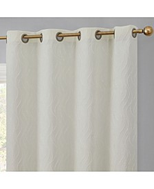 Obscura Cairns 100% Blackout Grommet Curtain Panels - Set of 2