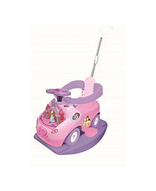 Disney Princess 4 In 1 Activity Ride-On