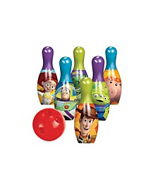 Disney Pixar Toy Story 4 Bowling Set - Indoor/Outdoor