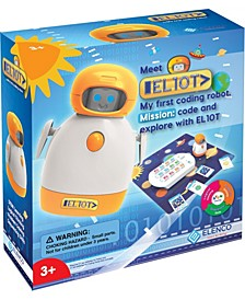 Toy El10T : My First Coding Toy Robot