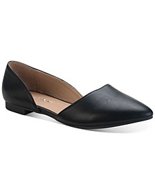 Henlley d'Orsay Flats, Created for Macy's