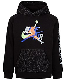 Big Boys Jumpman Classics Fleece Hoodie
