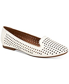 Alyson Slip-On Loafer Flats, Created for Macy's