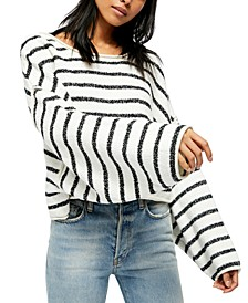 Bardot Striped Sweater