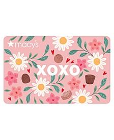 XOXO E-Gift Card