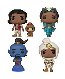 Pop Disney Aladdin Collectors Set
