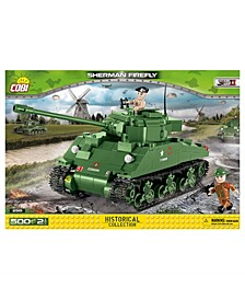 Historical Collection Sherman Firefly Tank