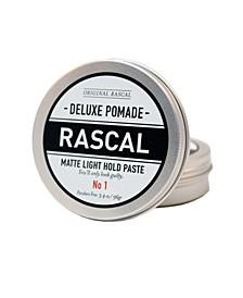Deluxe Pomade 1, Matte Look or Light Hold, 3.4 oz