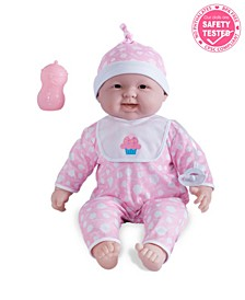 """Lots to Cuddle Babies 20"""" Soft Body Baby Doll and Accessories for Children 2 Years and Older, Designed by Berenguer"""