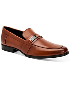 Men's Drystan Crust Leather Loafers
