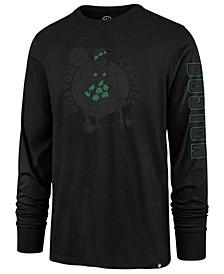'47  Brand Men's Boston Celtics Color Pop Super Rival Long Sleeve T-Shirt