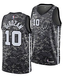 Men's DeMar DeRozan San Antonio Spurs City Edition Swingman Jersey