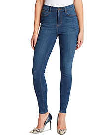 Skinnygirl Women's Paul High-Rise Skinny Jeans