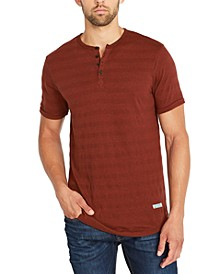 Men's Kolton Striped Henley