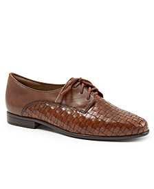 Trotters Lizzie Lace Up