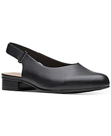 Collection Women's Julliet Pull Slingback Dress Shoes