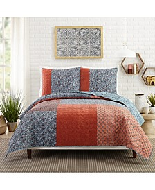 Bombay Quilt and Sham Collection
