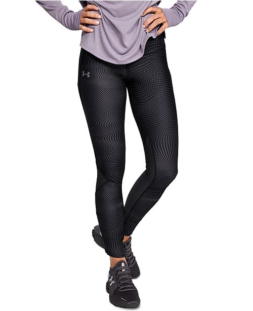 Under Armour Women's Fly Fast HeatGear® Printed Leggings