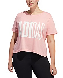 Plus Size Active T-Shirt
