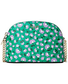 Spencer Party Floral Dome Bag