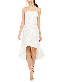 Adrianna Papell Lace Midi Dress
