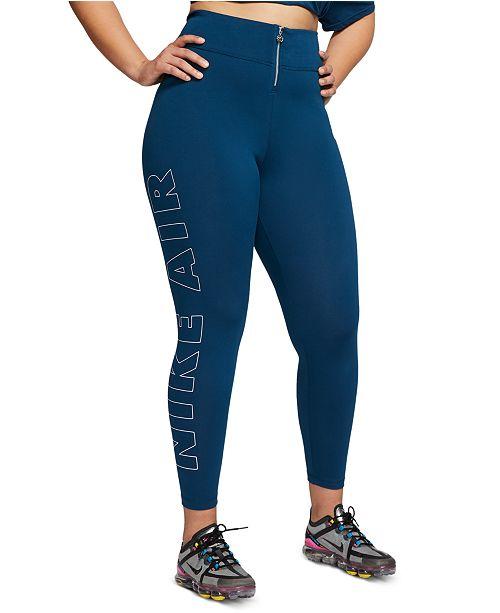 Nike Plus Size Air GX Leggings