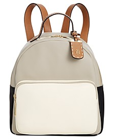 Julia Colorblock Dome Backpack