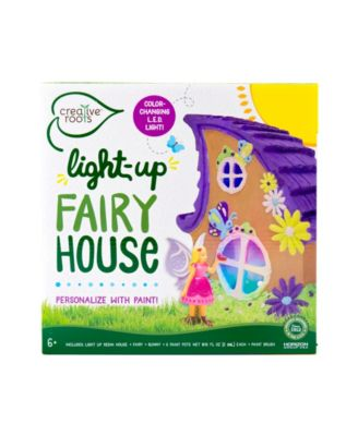 Creative Roots Light Up Fairy House