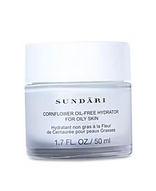 Sundari Cornflower Oil-Free Hydrator