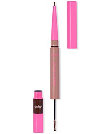 Big Ego Sketch & Set Brow Pencil & Tinted Gel, Travel Size