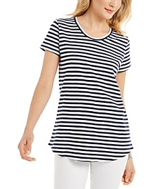 Striped Tee, Created For Macy's
