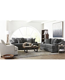 CLOSEOUT! Amelah Fabric Sofa Collection