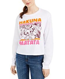 Juniors' Hakuna Matata T-Shirt