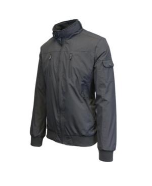 Men's Lightweight Moto Bomber Jacket