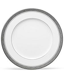 "Summit Platinum Dinner Plate, 10-3/4"""