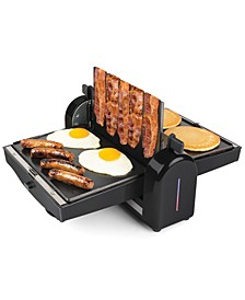 FBG2 Bacon Press and Breakfast Griddle