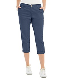 Chino Capri Pants, Created for Macy's