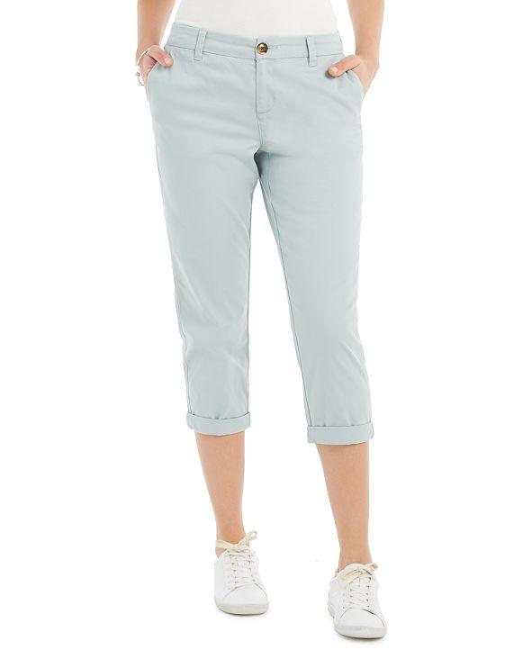 Style & Co Chino Capri Pants, Created for Macy's