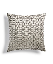 "Primativa 18""X18"" Decorative Pillow, Created for Macy's"