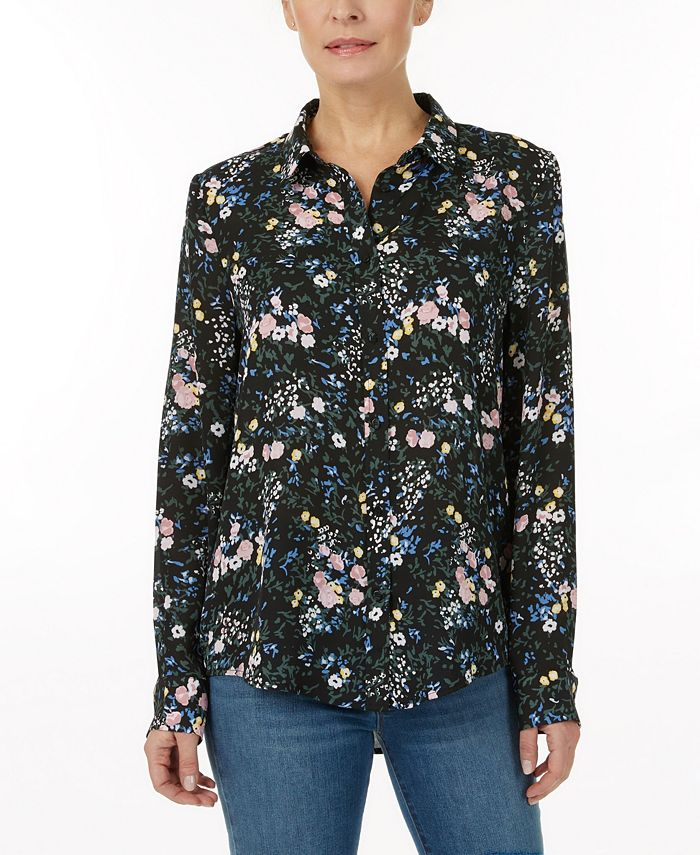 Laundry by Shelli Segal - Printed blouse