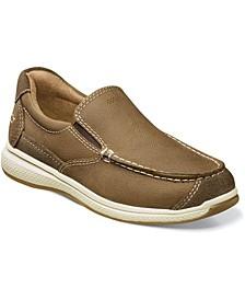 Toddler Boy Great Lakes Moc Toe Slip on JR. Shoes