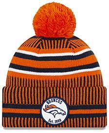 Boys' Denver Broncos Home Sport Knit Hat